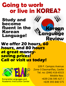 Korean-flyer